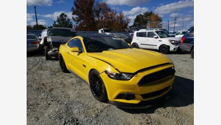 2016 Ford Mustang GT Coupe for sale 101442036