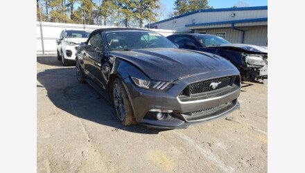 2016 Ford Mustang GT Convertible for sale 101442058