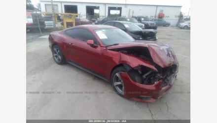 2016 Ford Mustang Coupe for sale 101442844