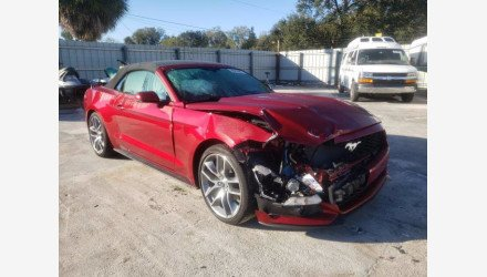 2016 Ford Mustang Convertible for sale 101462592