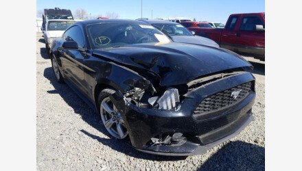 2016 Ford Mustang Coupe for sale 101489759