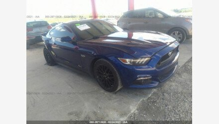 2016 Ford Mustang GT Coupe for sale 101493388