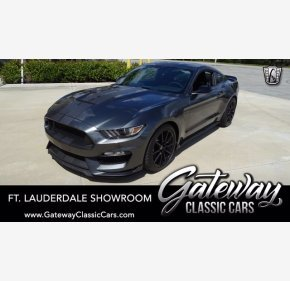 2016 Ford Mustang Shelby GT350 for sale 101494042