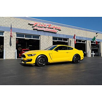 2016 Ford Mustang Shelby GT350 Coupe for sale 101514338