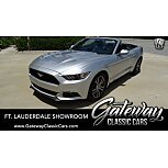 2016 Ford Mustang Convertible for sale 101523779