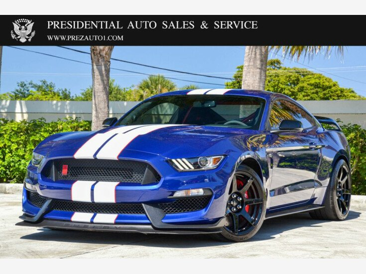2016 Ford Mustang Shelby GT350 Coupe for sale 101539295
