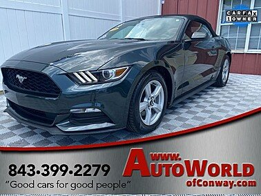 2016 Ford Mustang for sale 101554608