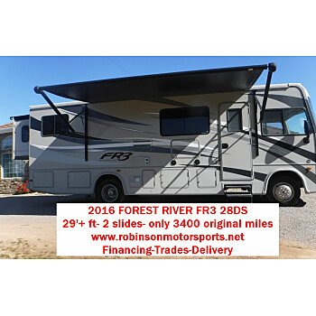 2016 Forest River FR3 28DS for sale 300186141