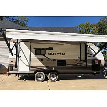 2016 Forest River Grey Wolf for sale 300177661
