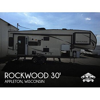 2016 Forest River Rockwood for sale 300186570