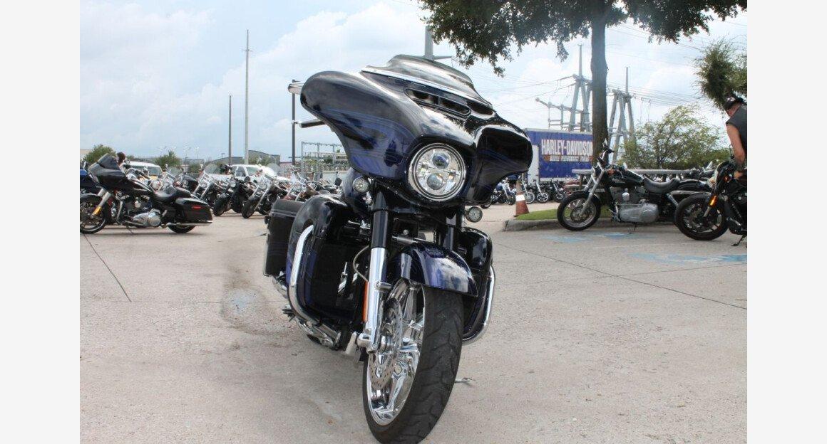 2016 Harley-Davidson CVO for sale 200629162