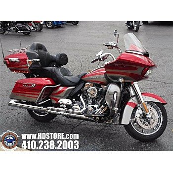 2016 Harley-Davidson CVO for sale 200661625