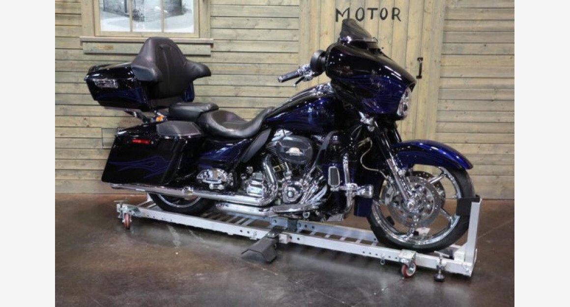 2016 Harley-Davidson CVO for sale 200663750