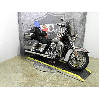 2016 Harley-Davidson CVO for sale 200668956