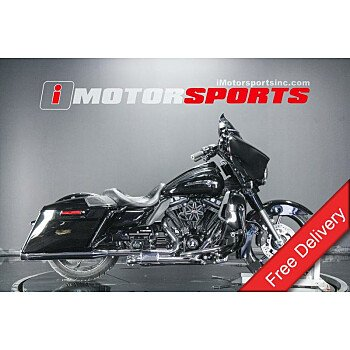 2016 Harley-Davidson CVO for sale 200701743