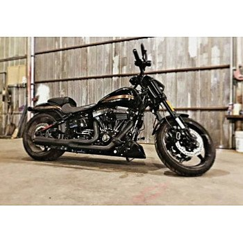 2016 Harley-Davidson CVO for sale 200577521