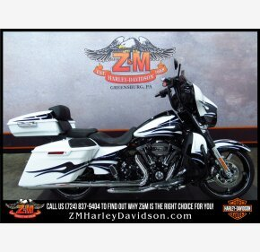 2016 Harley-Davidson CVO for sale 200626228