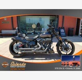 2016 Harley-Davidson CVO for sale 200637829
