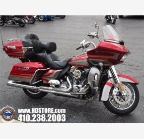 2016 Harley-Davidson CVO for sale 200661625