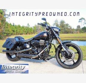 2016 Harley-Davidson CVO for sale 200693929