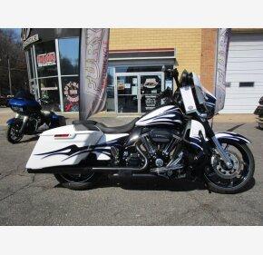 2016 Harley-Davidson CVO for sale 200734099