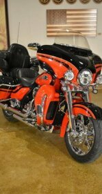 2016 Harley-Davidson CVO for sale 200735100