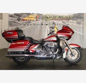 2016 Harley-Davidson CVO for sale 200742607