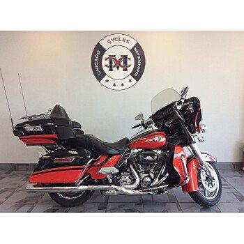 2016 Harley-Davidson CVO for sale 200785345