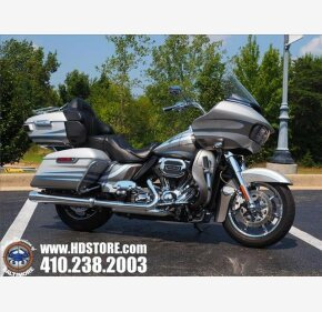 2016 Harley-Davidson CVO for sale 200789566