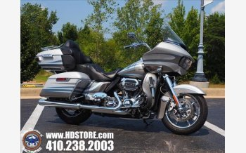 2016 Harley-Davidson CVO for sale 200789566