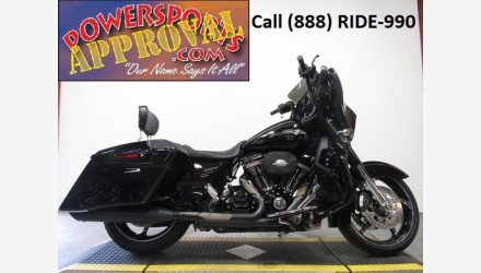 2016 Harley-Davidson CVO for sale 200799740