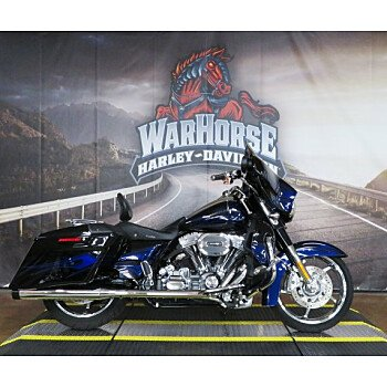 2016 Harley-Davidson CVO for sale 200812095
