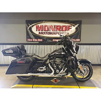 2016 Harley-Davidson CVO for sale 200873866