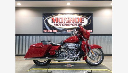 2016 Harley-Davidson CVO for sale 200873946