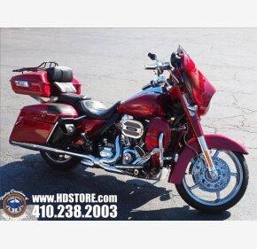 2016 Harley-Davidson CVO for sale 200878638
