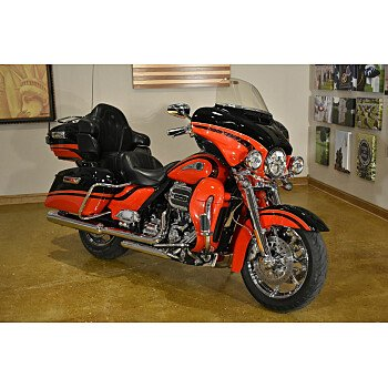 2016 Harley-Davidson CVO for sale 200903539