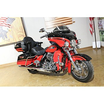 2016 Harley-Davidson CVO for sale 200903618