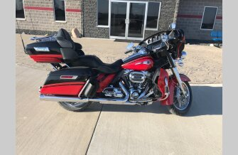 2016 Harley-Davidson CVO for sale 200925512