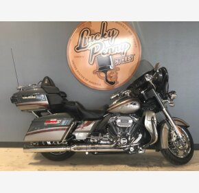 2016 Harley-Davidson CVO for sale 200939611