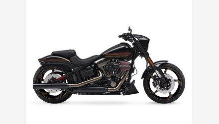 2016 Harley-Davidson CVO for sale 200939984