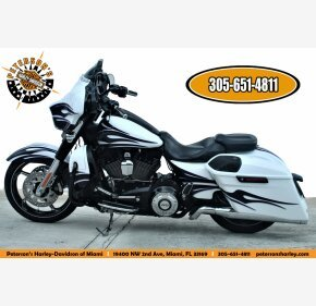 2016 Harley-Davidson CVO for sale 200940736