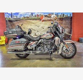 2016 Harley-Davidson CVO for sale 201005850