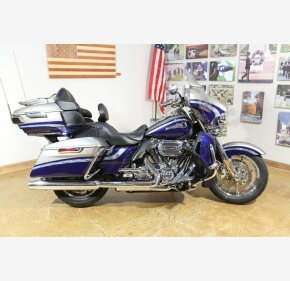 2016 Harley-Davidson CVO for sale 201009841