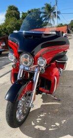 2016 Harley-Davidson CVO for sale 201014027