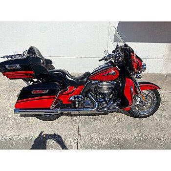 2016 Harley-Davidson CVO for sale 201014271