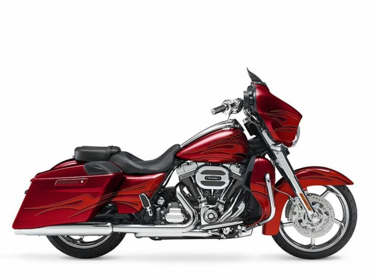 2016 Harley-Davidson CVO for sale 201070097
