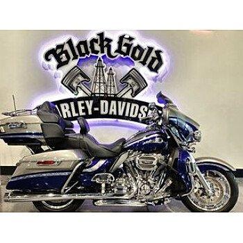 2016 Harley-Davidson CVO for sale 201092790