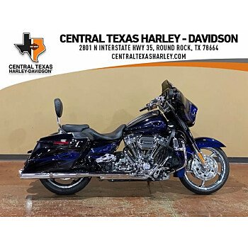 2016 Harley-Davidson CVO for sale 201109197