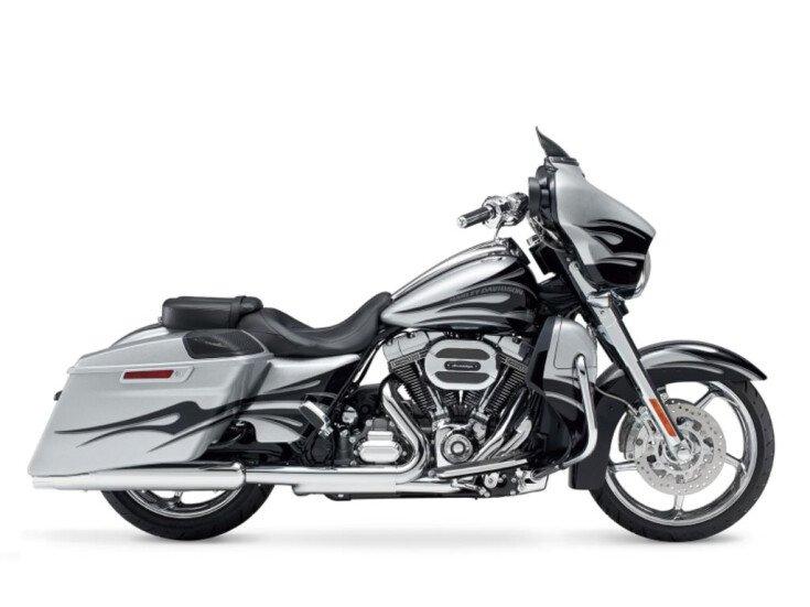 2016 Harley-Davidson CVO for sale 201119209