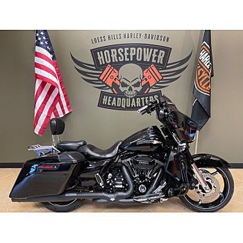 2016 Harley-Davidson CVO for sale 201165148